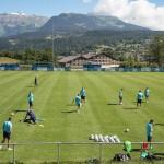 Training of Zenit